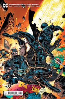 Batman/Fortnite: Zero Point #3 - Cover