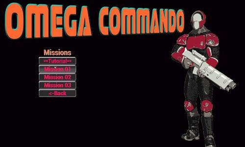 Omega Commando Game Free Download