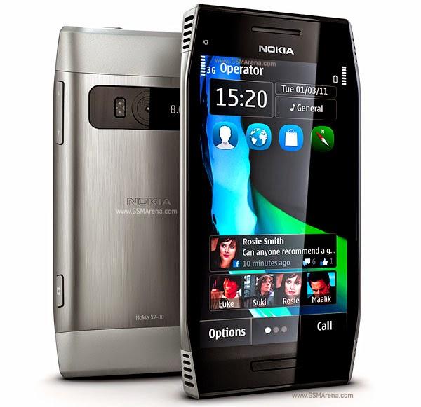 10 aparelhos mais vendidos da Nokia com o sistema Symbian 7