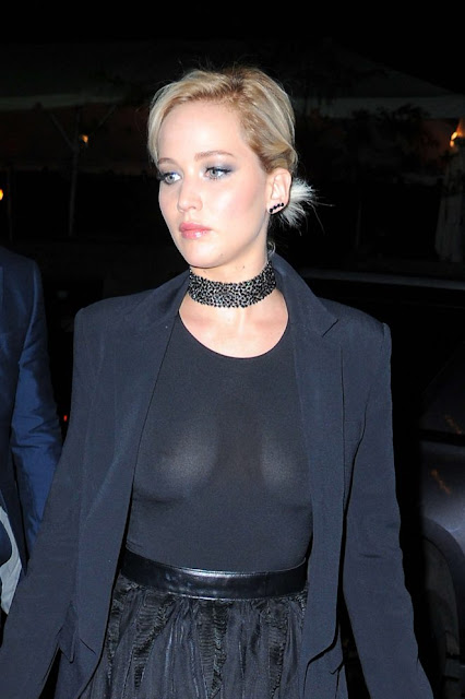 Jennifer Lawrence out and about in Manhattan