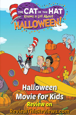 The Cat in the Hat Knows a Lot About Halloween Movie Review