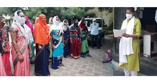 चांगोबा में सरपंच पति कि दबंगाई पर अब कार्यवाही कि उठ रह मांग