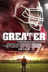 Download Film Greater (2016) BRRip Subtitle Indonesia