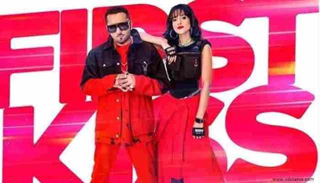 First kiss - Yo Yo Honey Singh - Whatsapp Status Video Download