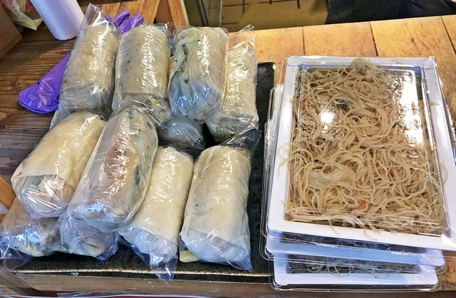 永樂養生蔬食~台北迪化街、永樂市場素食