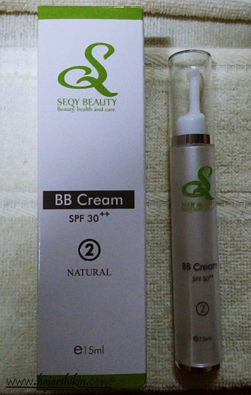 BB Cream Seqy Beauty
