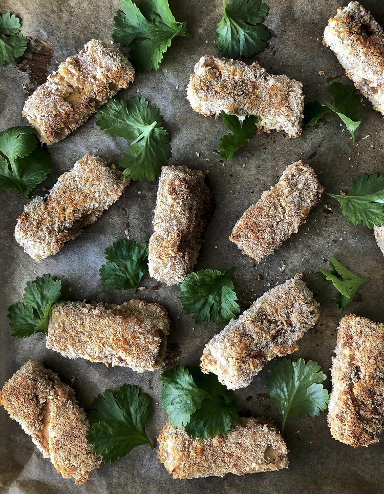 paneroitu tofu