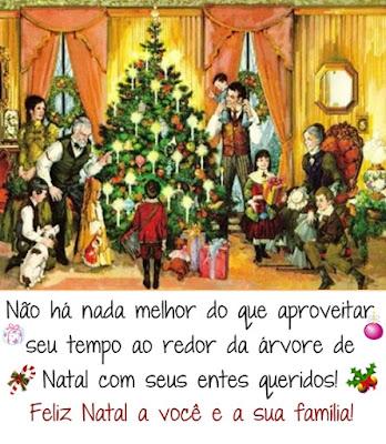 Mensagem de Natal 2018