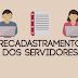 Secretaria de Gestão convoca servidores para atualização de dados cadastrais