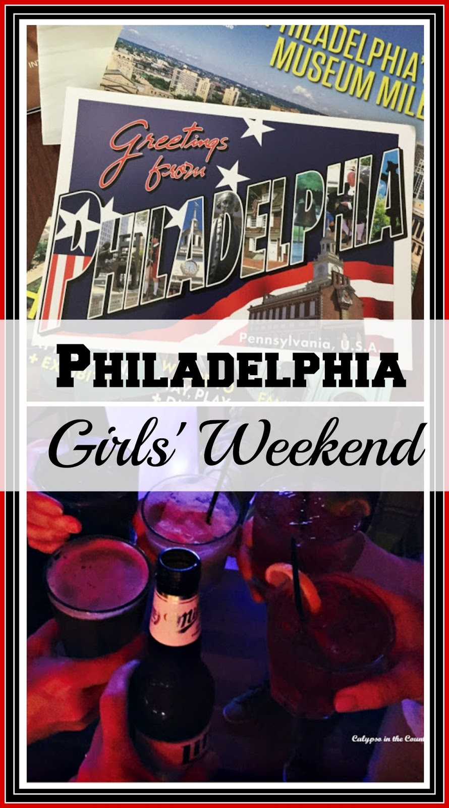 Philadelphia Girls Weekend