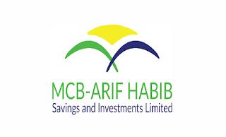 MCB Arif Habib Savings & Investments Jobs 2021 in Pakistan