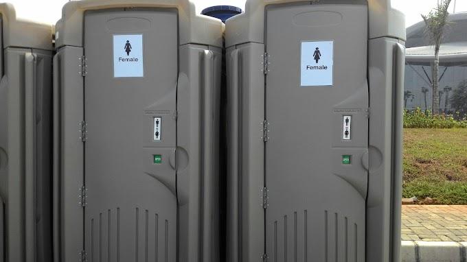 Toilet Umum Portable