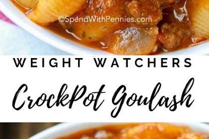 CrockPot Goulash