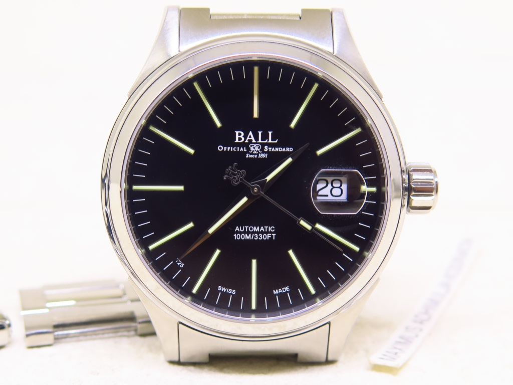 BALL OFFICIAL STANDARD - AUTOMATIC