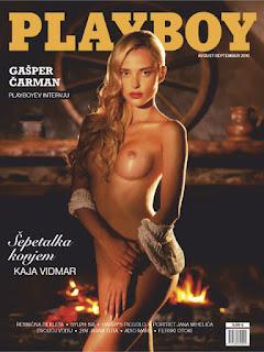 Playboy Eslovenia – Agosto Septiembre 2019