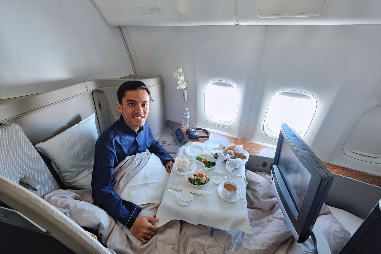 A Perfectly Balanced Trip First Class And Back To South America The Story Of My Life