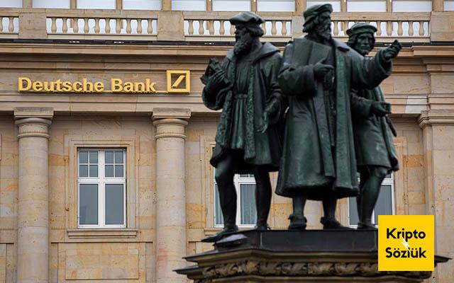 Deutsche Bank: Kripto Paralar, Fiat Paraların Yerine Geçecek