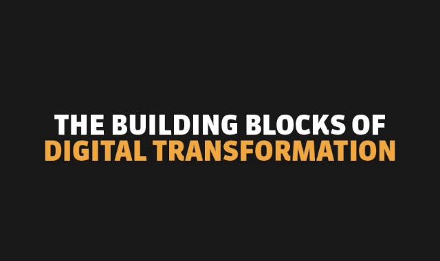 The Building Blocks of Digital Transformation