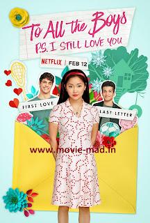 To All The Boys P.s. I Still Love You (2020)  Dual Audio Hindi 1080p 720p 480p Movie Mkv