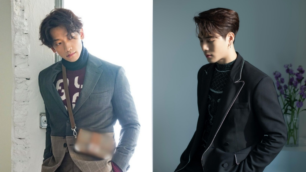 Rain Will Release Collaboration Song 'MAGNETIC' with Jackson Wang