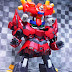 Some SD Neo Zeong Cute and Awesome Combinations