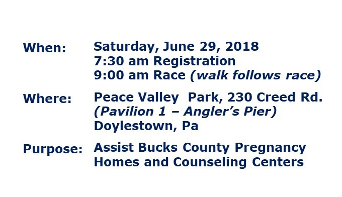 Voices for Life : Bucks County Pro-Life Coalition 2018