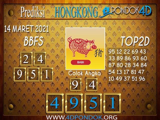 Prediksi Togel HONGKONG PONDOK4D 14 APRIL 2021
