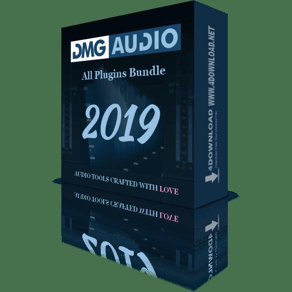 Download DMG Audio All Plugins Bundle 2019.5.21 Full version