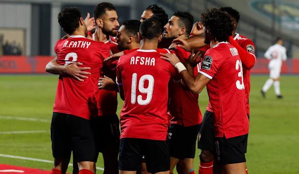 التشكيلة الرسمية لمباراة الأهلي والإنتاج الحربي اليوم في الدوري المصري