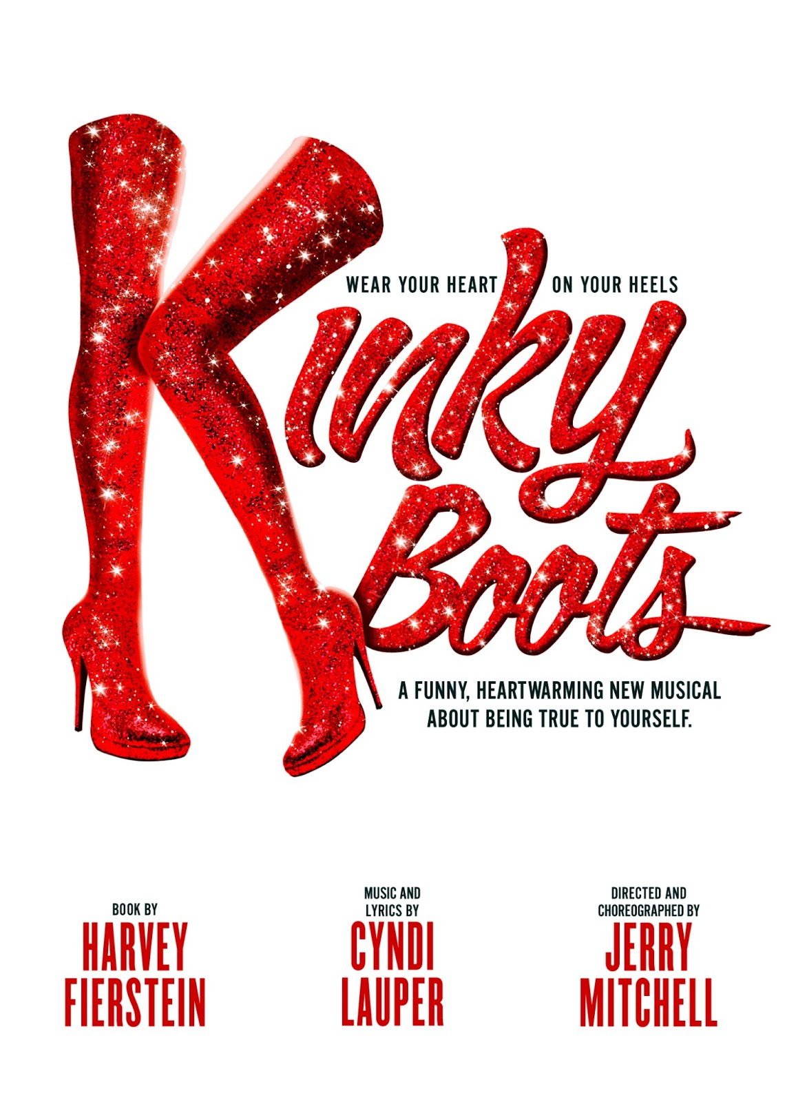 JK's TheatreScene: LOGOS: Kinky Boots