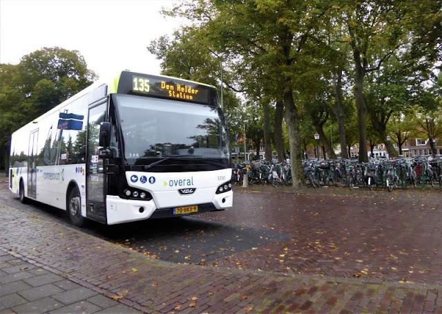 Bus connexxion Den Helder