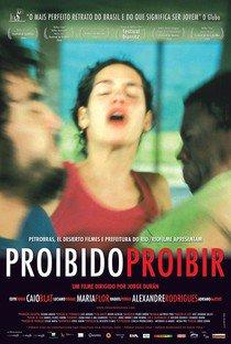 Cartaz do filme Proibido Proibir