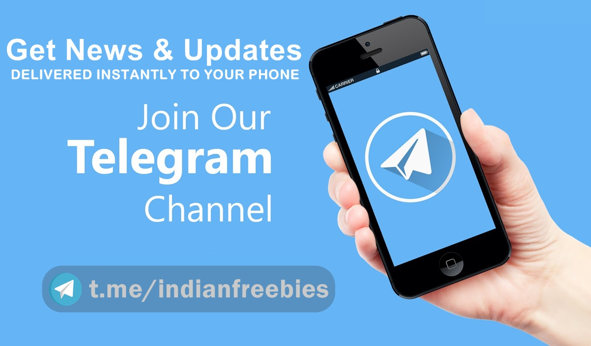 Join Freebies Loot on Telegram