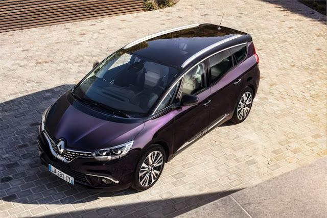 Novo Renault Scenic 1.3 Turbo