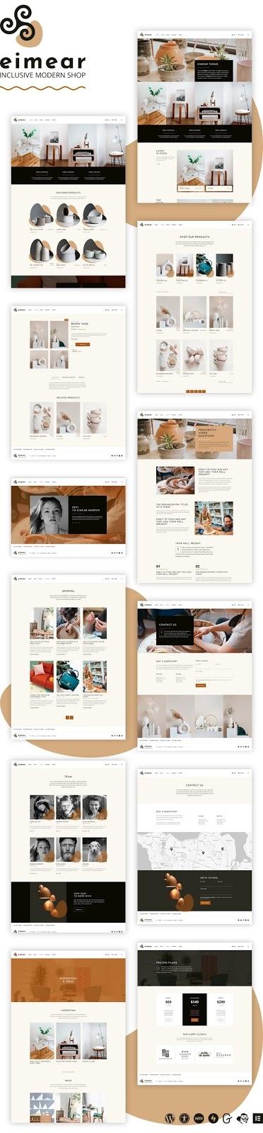 Best Inclusive WooCommerce WordPress Template