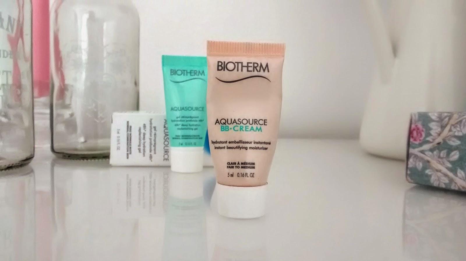 Belleza maquillaje BB Cream Aquasourde Biotherm