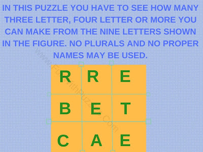 Jumble Words Puzzle Picture-2