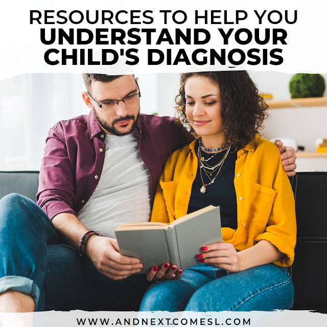 Understanding autism, ADHD, hyperlexia and your child's diagnosis