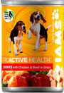 Picture of Iams ProActive Health Puppy Chunks with Chicken and Beef in Gravy Canned Dog Food