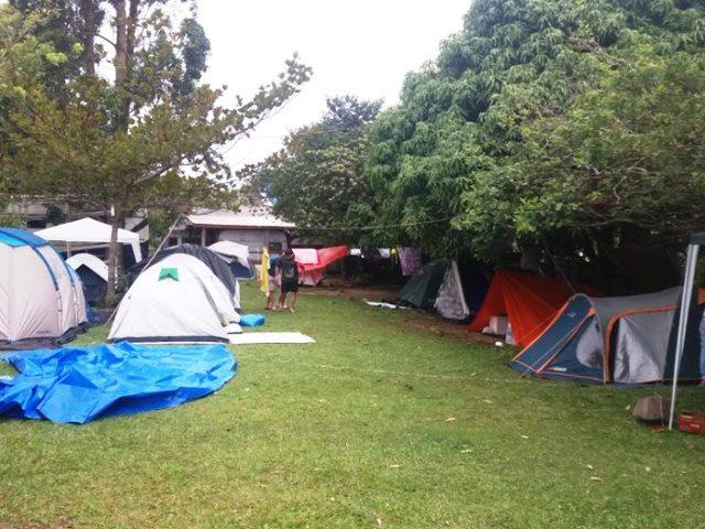 Camping em Balneário Camboriú
