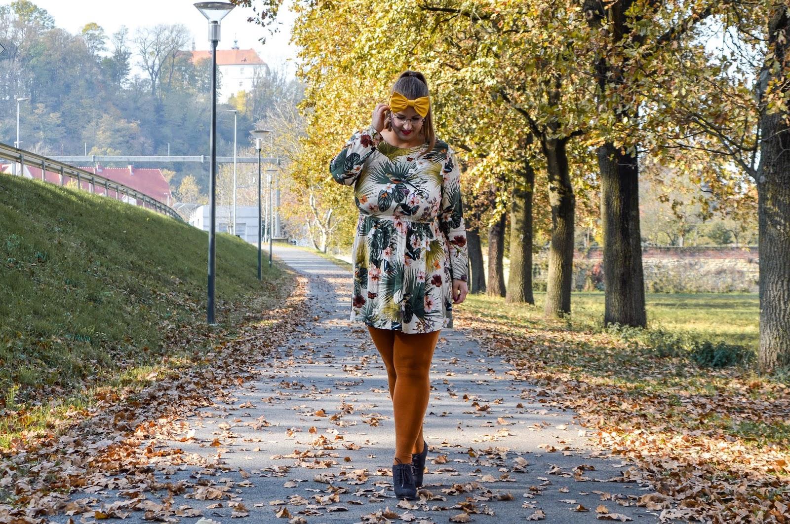 Barve jeseni so barve veselja