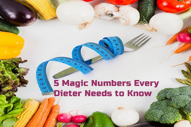 5 Magic Numbers Every Dieter Needs to Know