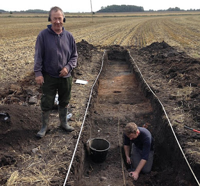 Anglo-Saxon 'island' settlement discovered