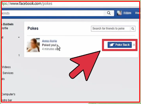 How to Poke on Facebook