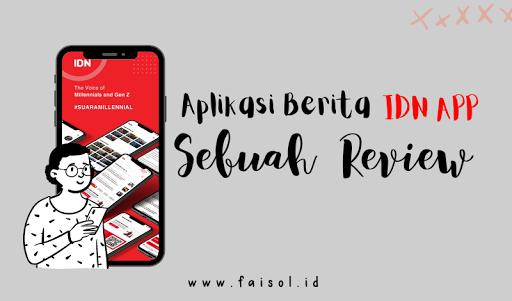 Review Aplikasi IDN