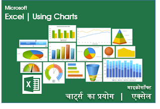 MS-Excel Using Charts