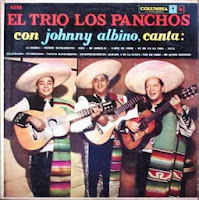 Resultado de imagen para Los Panchos - Con Johnny Albino Canta