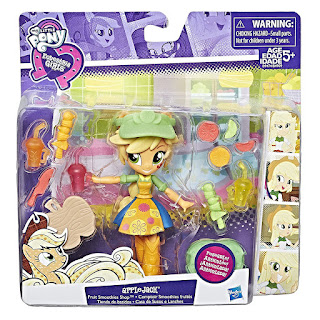 My Little Pony Equestria Girls Rarity Trendy Accessories Shop Set