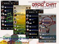 Download BBM MOD DROID CHAT! V9.5.19 Pro Features APK V2.13.1.13