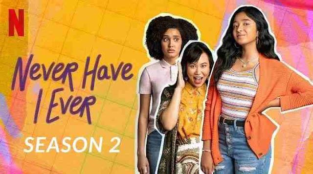 Never Have I Ever Season 2 Netflix
